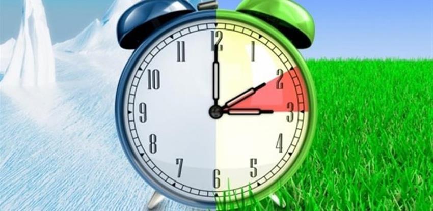 Ljetno računanje vremena: Ne zaboravite pomaknuti kazaljke na satu