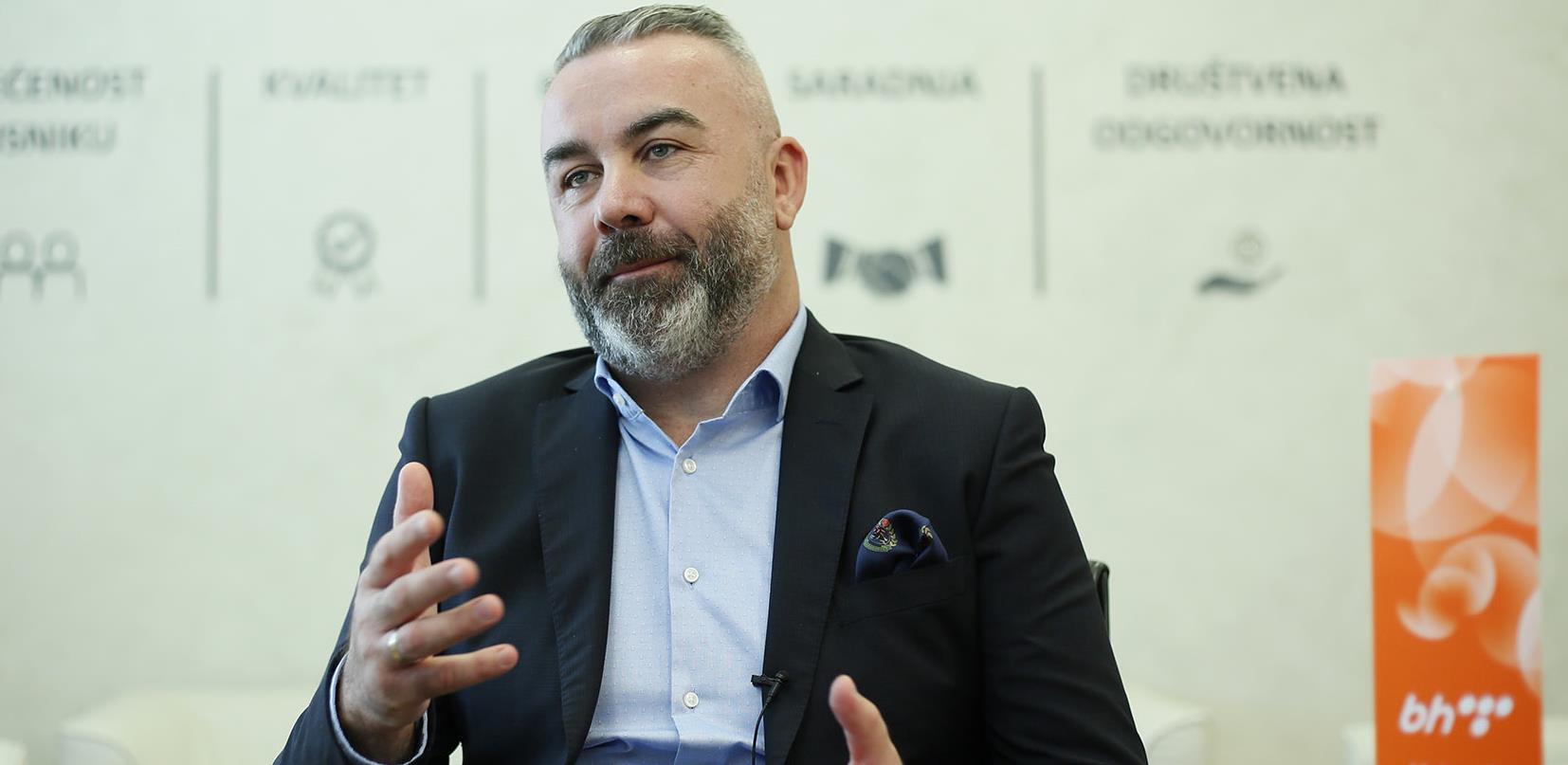 Kahriman: Konferencijom Sarajevo-TechLab BH Telecom obilježava svoj dan (VIDEO)
