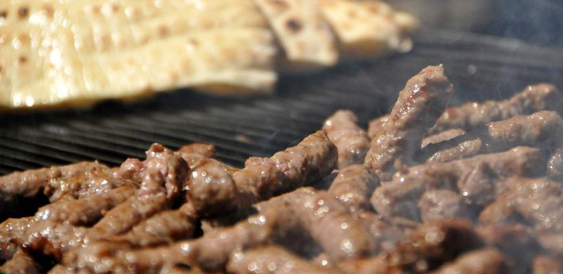 """Na """"Ćevap festu"""" više od 10.000 posjetilaca, pojedeno 8.500 porcija"""
