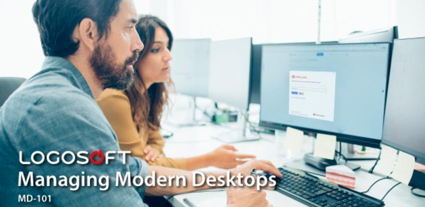 Oficijelni Microsoft kurs MD-101T00-A: Managing Modern Desktops