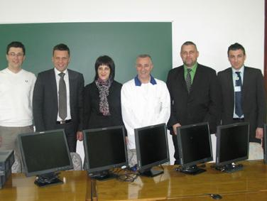 Sberbank BH donirala računare za Kantonalnu bolnicu Zenica