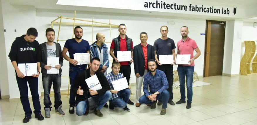 Još jedan uspješno završen kurs za CNC operatera/programera