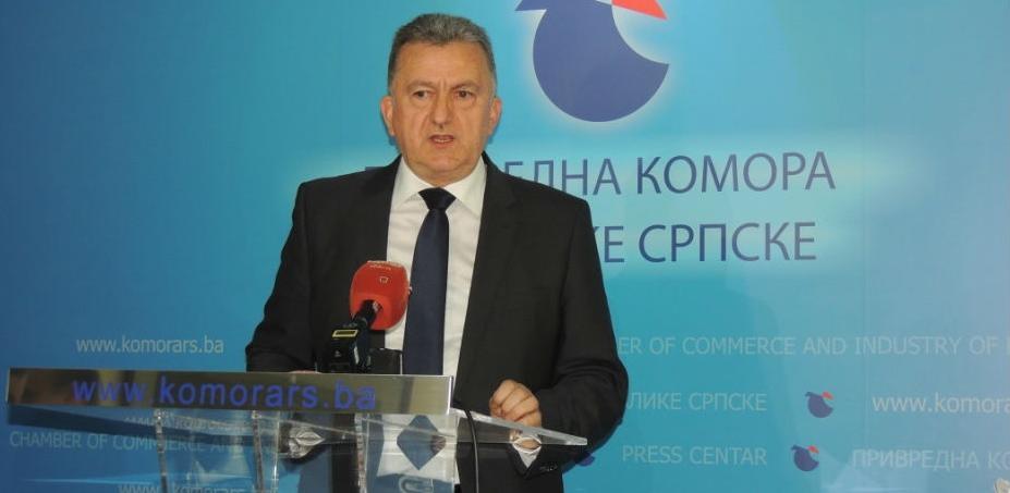Dosadašnji predsjednik Privredne komore RS Borko Đurić jučer je ponovo izabran na ovu funkciju.