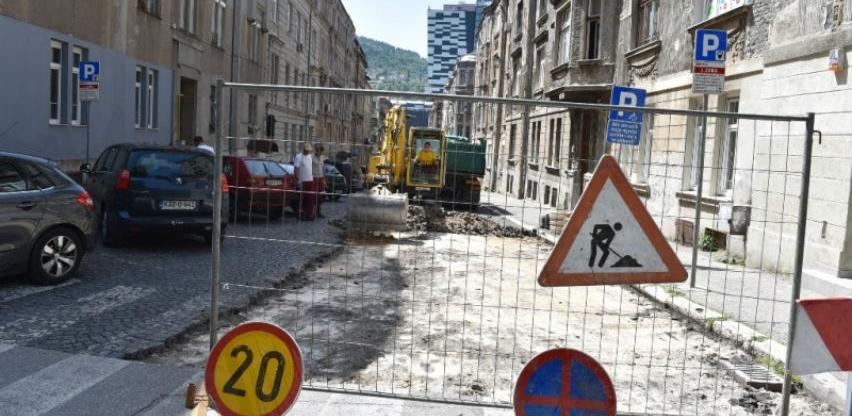 Započeli radovi na rekonstrukciji Ulice kralja Tvrtka