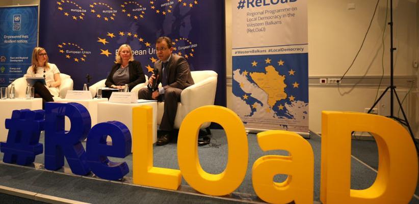 Predstavljen ReLOaD projekt - nova 10 milijuna eura vrijedna inicijativa EU i UNDP-a, od koje će  koristi imati 38.000 građana širom Zapadnog Balkana.