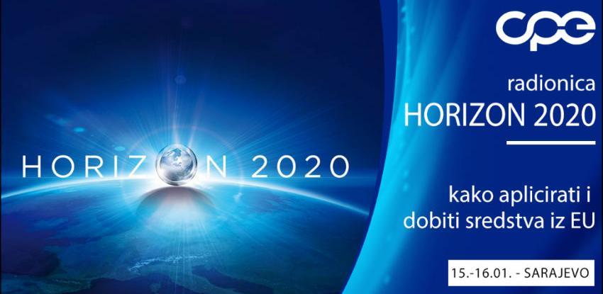 Horizont 2020 - Kako do bespovratnih sredstva za male i srednje firme