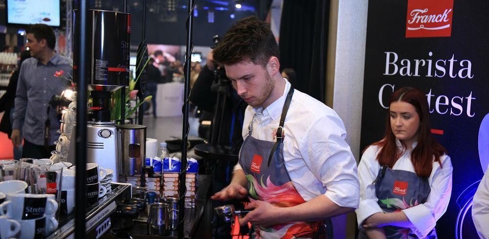 Sarajevo Coffee Fest: Titulu najboljeg barmena osvojio je Vladimir Žutić