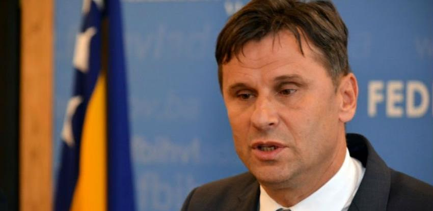 Novalić čestitao na spajanju najvišeg vijadukta u Bosni i Hercegovini