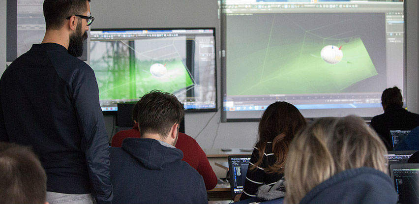 STEM obrazovanjem do visokog stepena zapošljivosti AUBiH studenata