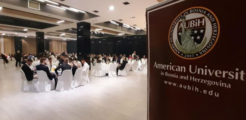 Američki univerzitet u BiH gala večerom obilježio još jednu uspješnu godinu