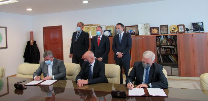 Potpisan sporazum o gasifikaciji Republike Srpske