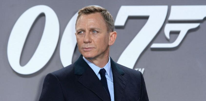 Daniel Craig ponovo u ulozi Jamesa Bonda u filmu Dannyja Boyla
