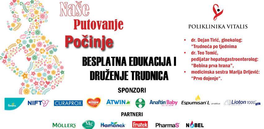 U Mostaru 12. oktobra edukativno druženje s trudnicama