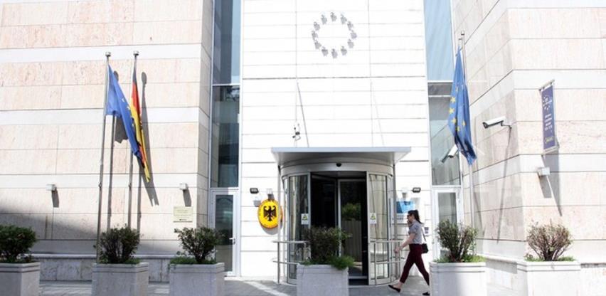 Problemi za bh. građane: Termini u Ambasadi Njemačke više ne važe