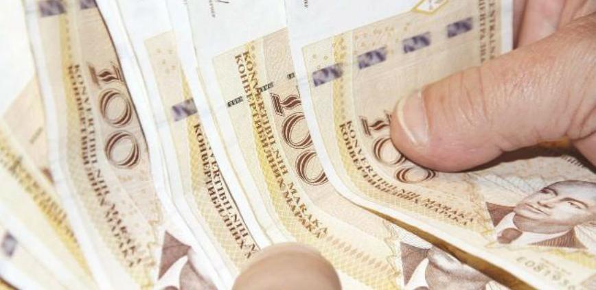 U budžetu FBiH nedostaje 6,1 milion KM za PIO