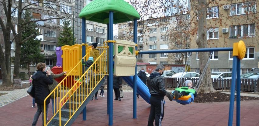Završena rekonstrukcije javnog prostora u ulici Grbavička