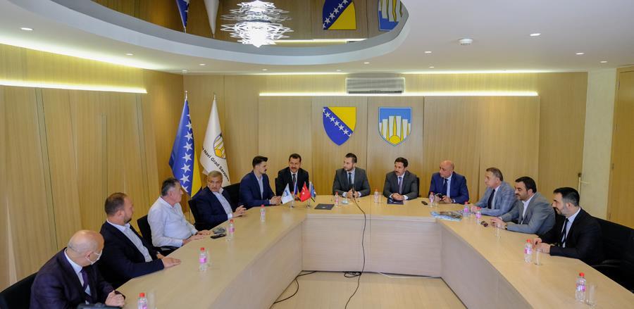 Općina Novi Grad ozvaničila saradnju s turskom općinom Karatay u Konyi