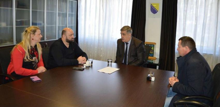 Sredstvima Vlade FBiH bit će završena sportska dvorana u bihaćkom naselju Orašac