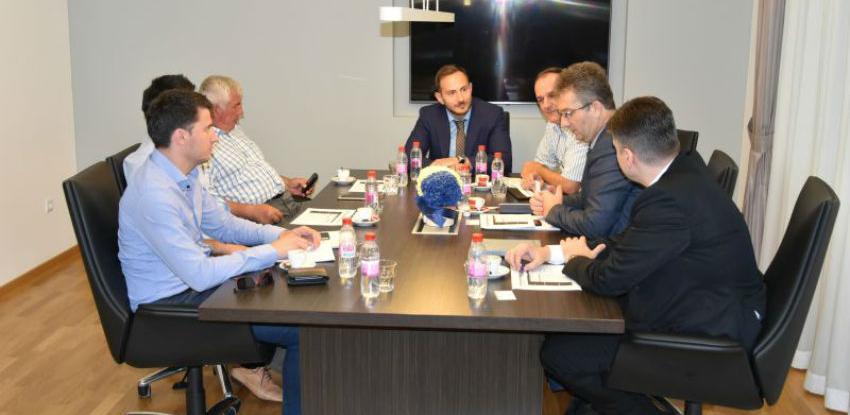 WHAM podrška realizaciji projekta u Srebreniku