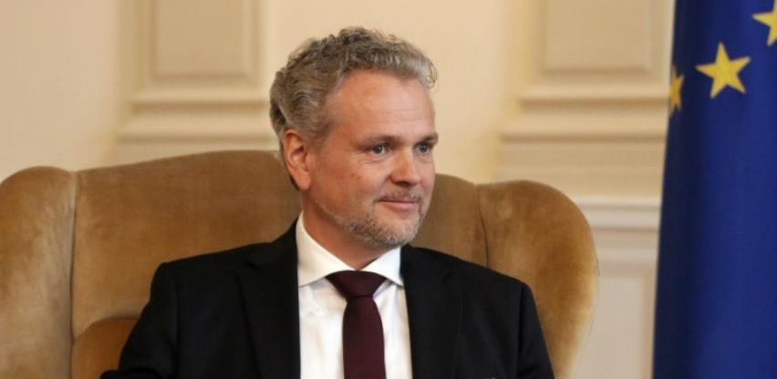 Sattler: Bosna i Hercegovina je na samom repu integracija u EU