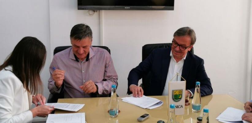 Potpisan ugovor za izvođenje radova na dionici Donja Gračanica – tunel Zenica