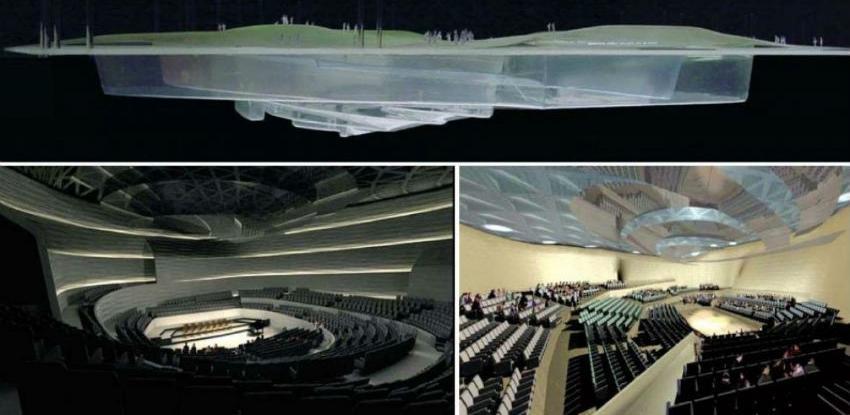 Spahić: Obnoviti energiju u vezi projekta izgradnje koncertne dvorane Sarajevo