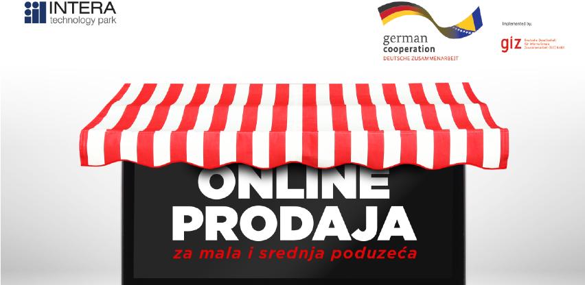 INTERA besplatan webinar: Online prodaja i marketing  za mala i srednja poduzeća