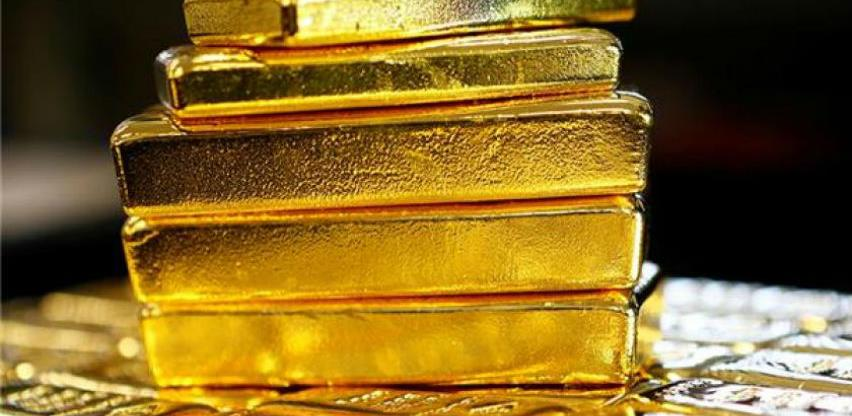 Zlato dostiglo najvišu cijenu u posljednjih sedam godina