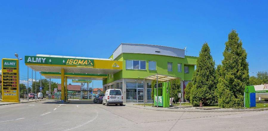 Zenički Almy prvi ISOMAX partner Hifa Oil-a