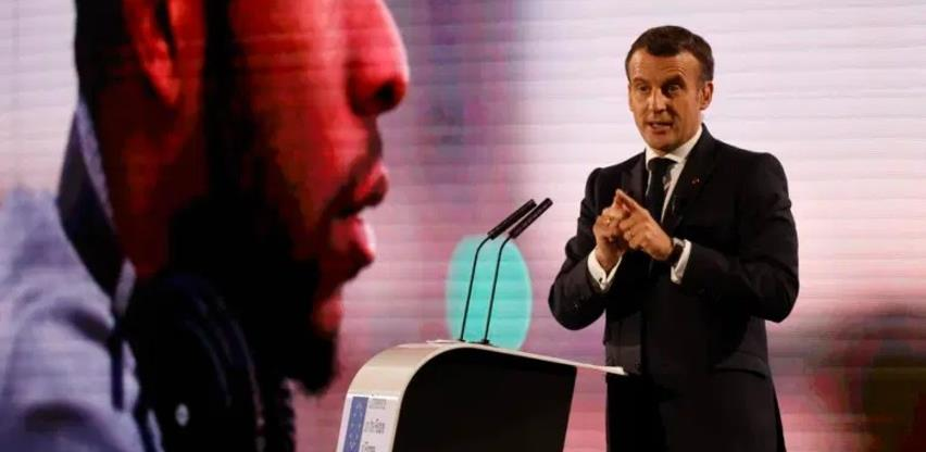 Macron: Podjele tokom pandemije naglasile potrebu da se ojača EU