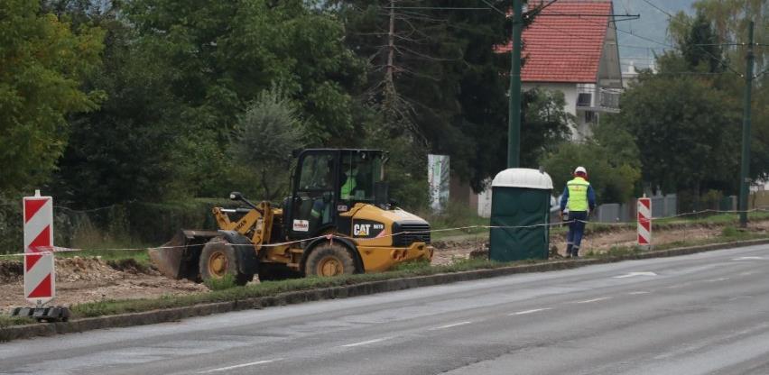 Rekonstrukcija tramvajske pruge teče prema planu
