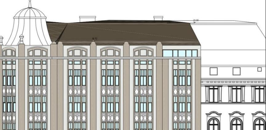 Turski investitor čeka odobrenje za izgradnju luksuznog hotela u srcu Sarajeva