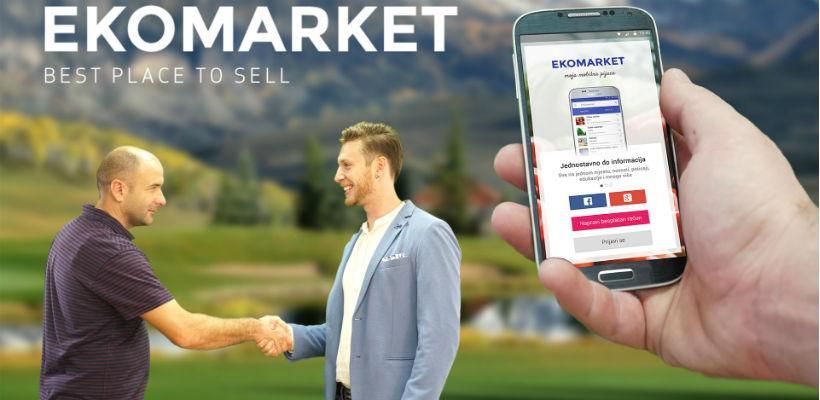 Predstavljena mobilna aplikacija za poljoprivrednike – Ekomarket