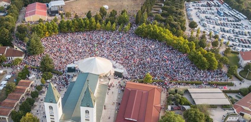 """Unatoč pandemiji koronavirusa, """"Festival mladih"""" u Međugorju će se ipak održati"""