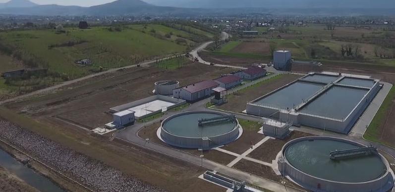Pušteno postrojenje za otpadne vode u Bihaću: Šta sa muljem?