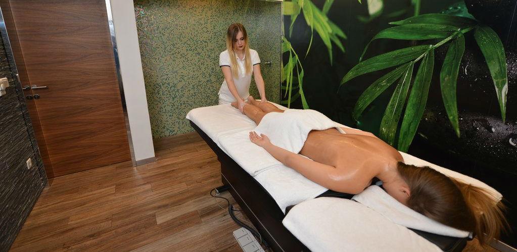 Spa Hotel Terme Vas nagrađuje relax masažom!