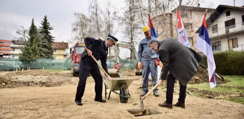 Položen kamen temaljac: Lauš dobija zgradu policijske stanice i mjesne zajednice