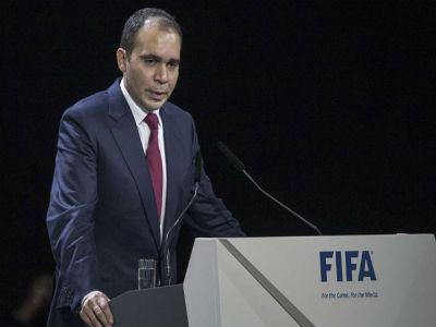 Jordanski princ Ali i zvanično kandidat za predsjednika FIFA