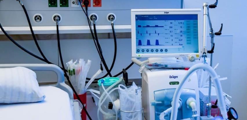 SKB Mostar odbio preuzeti respiratore iz Kine