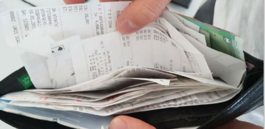 Fiskalnim računima do stana, koverta jedini trošak u igri