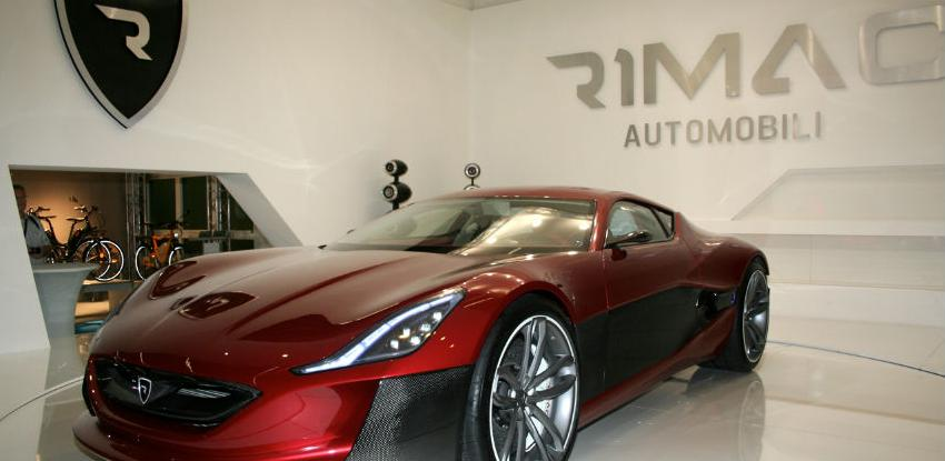 Električno auto Concept One opet u Mostaru