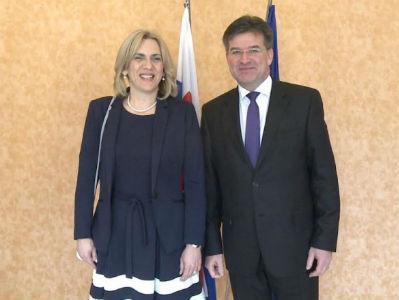 Slovačka će pomoći evropski put BiH
