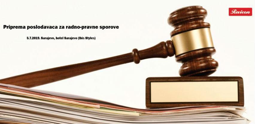 Revicon seminar: Priprema poslodavaca za radno-pravne sporove