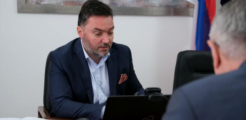 Ministar Košarac i UNDP o mjerama za ublažavanje negativnih efekata koronavirusa