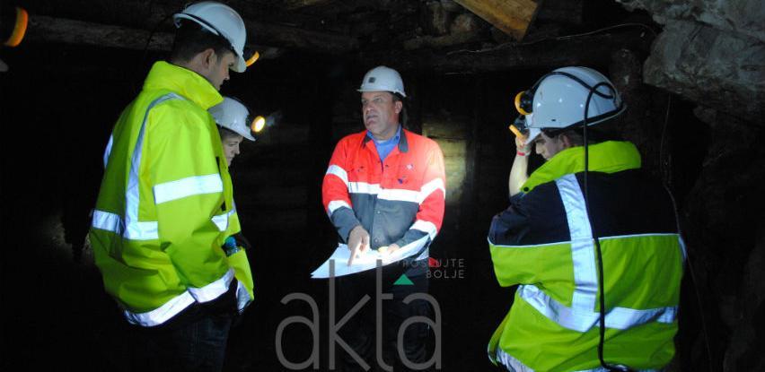 Stručnjaci razvijaju inovacije koje će prvi koristiti rudnik u Olovu