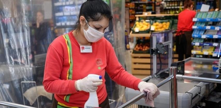 Sretan nam 1. maj: U pandemiji svaki peti otpušteni radnik bio je iz sektora trgovine