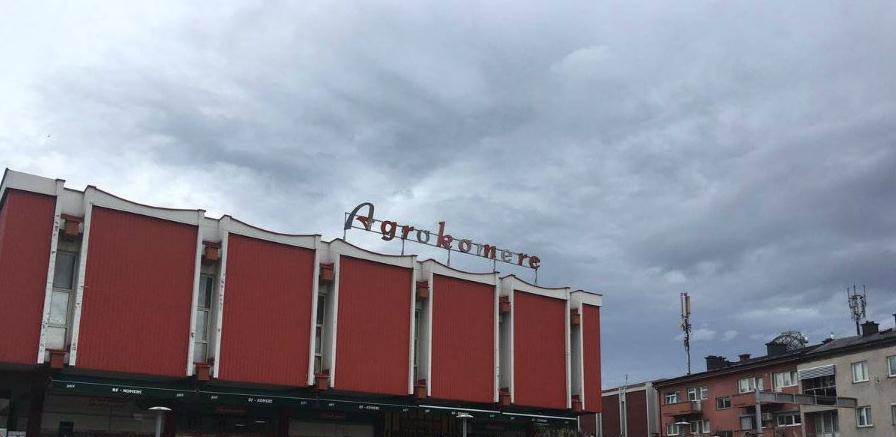 Na prodaji Agrokomercova robna kuća u Velikoj Kladuši