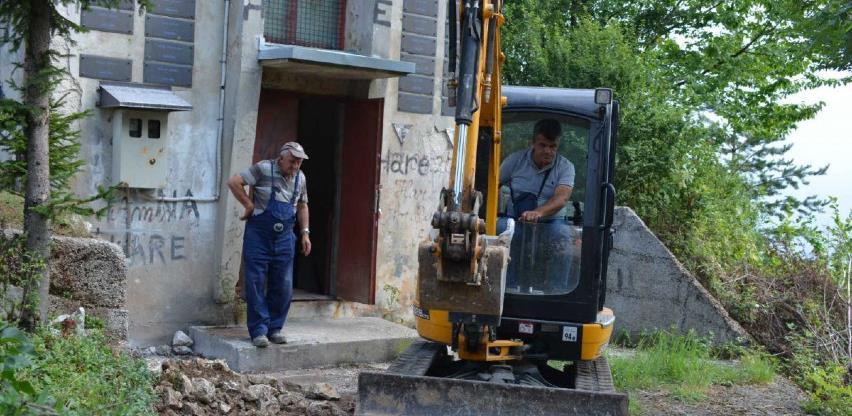 Nakon više od 30 godina, stanovnici Bostarića dobit će hidrofleks stanicu