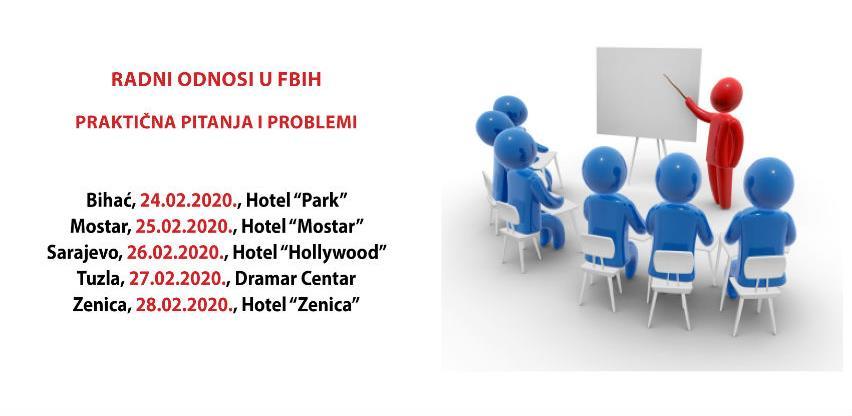 Radni odnos u FBiH - praktična pitanja i problemi