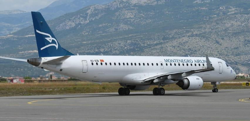 Vlada Crne Gore odlučila: Gasi se Montenegro Airlines